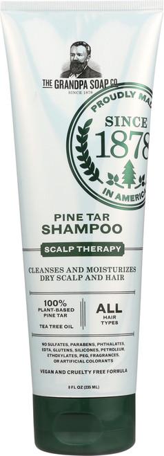 Shampoo Pine Tar