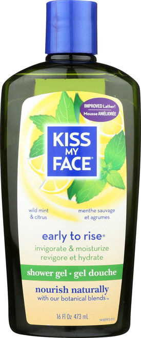 Early To Rise Shower Gel Early Rise
