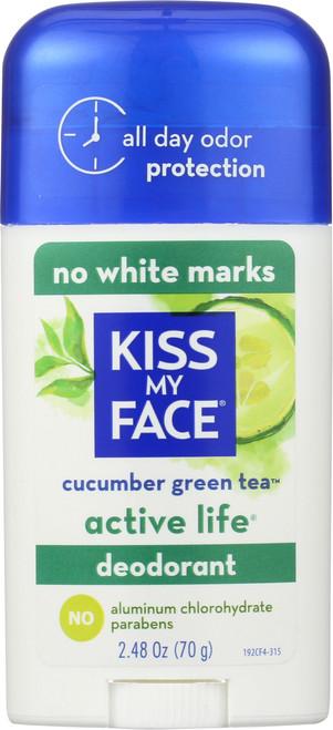 Active Life Cucumber Grn Tea Deodorant Active Life