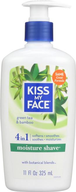 Green Tea & Bamboo Moisture Shave Green Tea & Bamboo
