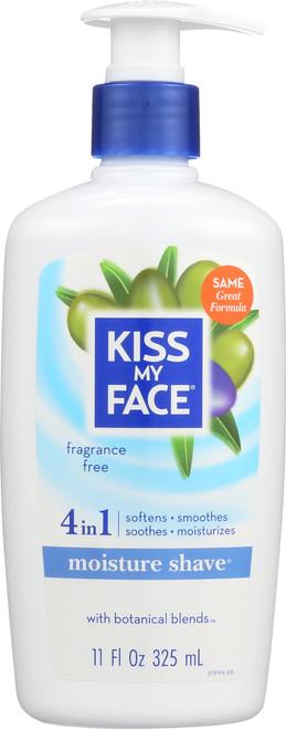 Fragrance Free Moisture Shave Fragrance Free