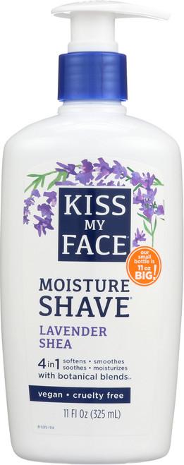 Lavender Shea Moisture Shave Lavender Shea