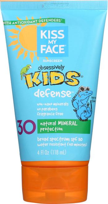 Kids Sunblock Spf 30 Kids Mineral