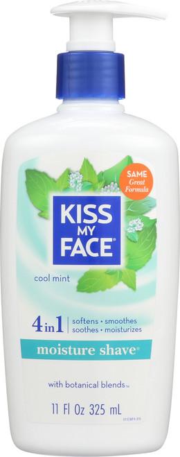 Cool Mint Moisture Shave Cool Mint