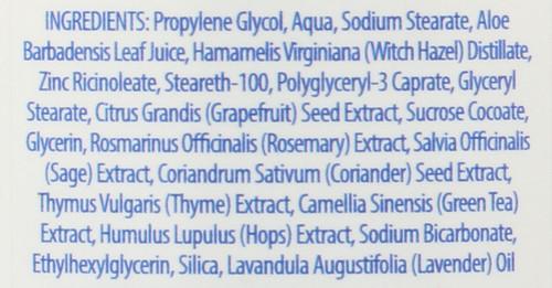 Active Life Stick Lavender Deodorant Active Enzyme Lavender 2.48oz 70 G