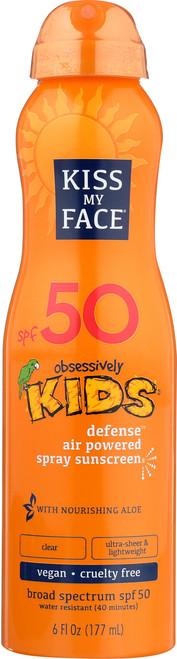 Kids Defense Spf 50 Cont Spray Spf50