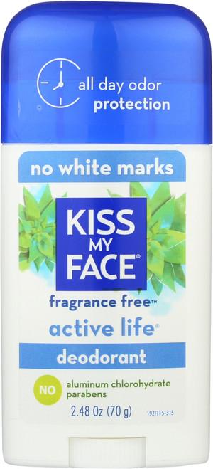 Active Life Stick Fragrance Free Deodorant Fragrance Free