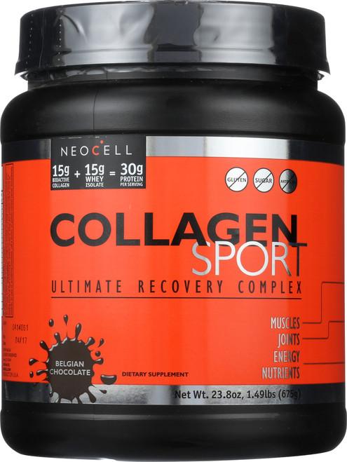 Collagen Sport Belgian Chocolate
