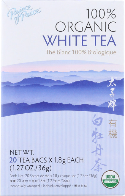 Tea Peony White