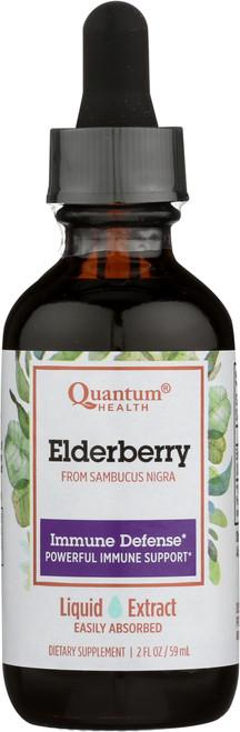 Elderberry Immune Defense Liquid Extract Liquid Tincture