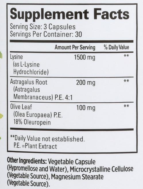 Superimmune+ Immune Support Dietary Supplement Vegetarian 90 Capsules