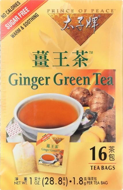 Tea Ginger Green