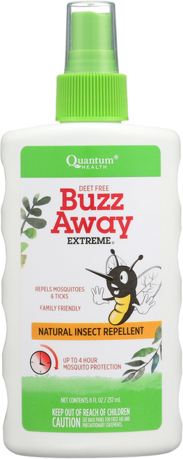 Buzz Away Extreme Insect Repellent   Natural Insect Repellent