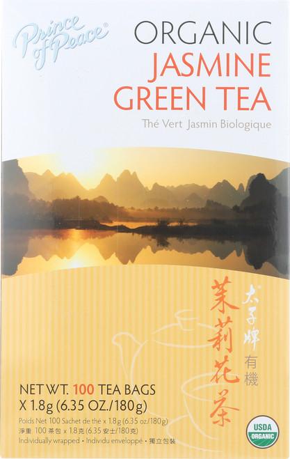 Tea Jasmine Green