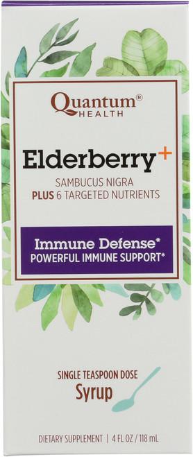 Elderberry+ Immune Defense Immune Support Elderberry Tincture
