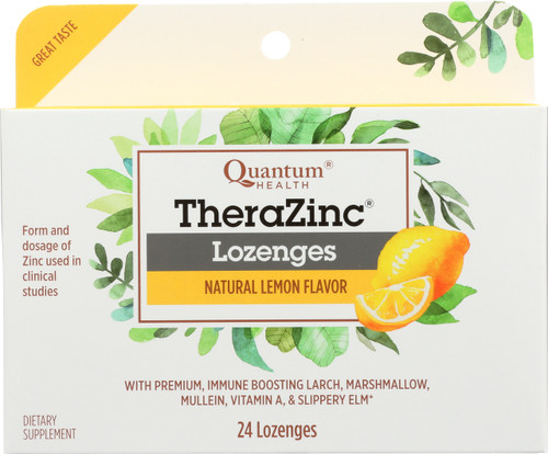 Therazinc Lozenges Immune Support Lozenges