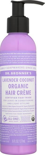 Hair Crème Lavender Coconut