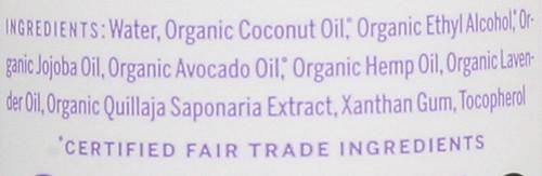 Hair Crème Lavender Coconut 6 Fl oz 177 Ml