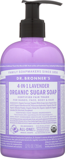 Hand Soap Lavender Sugar