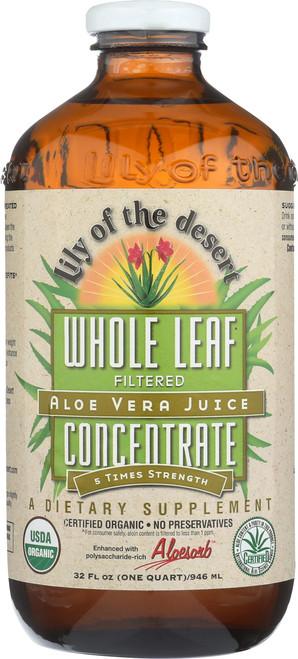 Aloe Vera Juice Wl Av Jc Concentrate