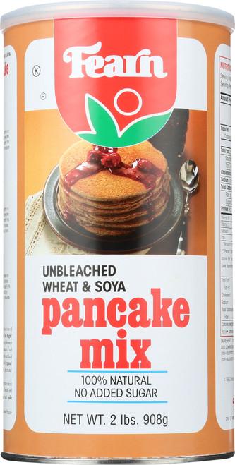 Soya Pancake Mix Unbleached White