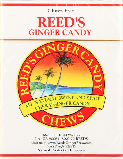Ginger Chews Ginger