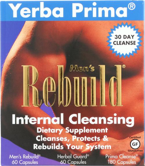 Men'S Rebuild Internal Cleanse