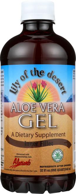 Aloe Vera Gel Inner Fillet