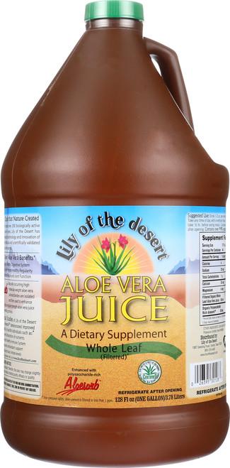 Aloe Vera Juice Whole Leaf
