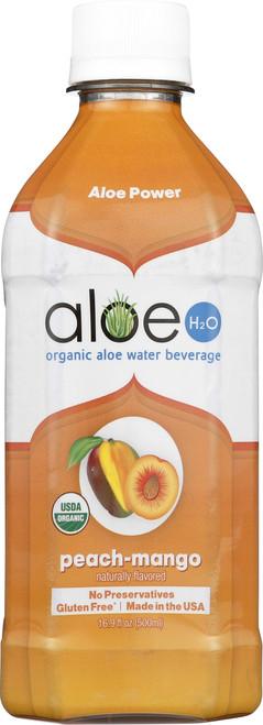 Aloe H2O Peach-Mango