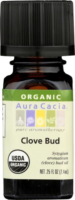 Clove Bud Certified Organic Essential Oil