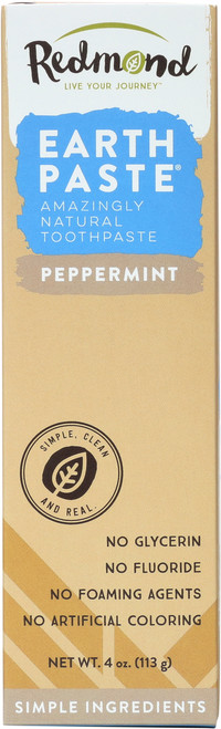 Earthpaste Toothpaste Peppermint
