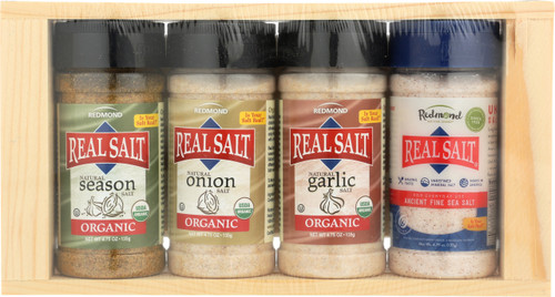 Organic Seasonings Seasoning Gift Box