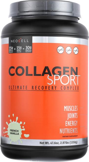 Collagen Sport French Vanilla