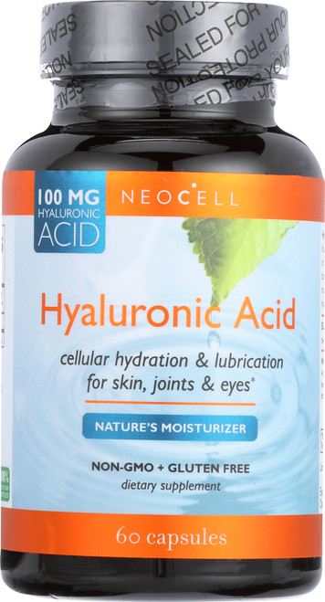 Hyaluronic Acid Nature'S Moisturizer