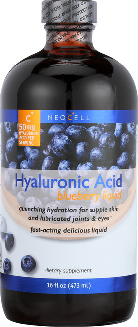 Hyaluronic Acid Blueberry Liquid