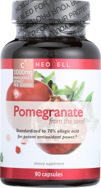 Pomegranate From The Seed Dietary Supplement
