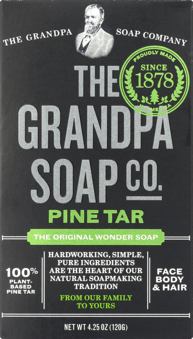 Face Body & Hair Pine Tar