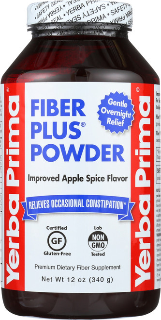 Fiber Plus Powder Apple Spice Flavor