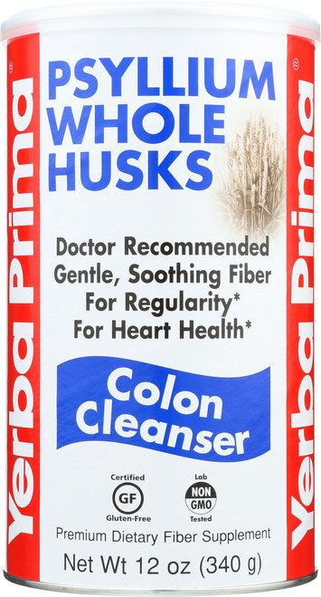 Psyllium Whole Husks Colon Cleanser