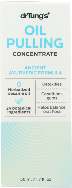 Drtung'S Oil Pulling Concentrate Ancient Ayurvedic Formula
