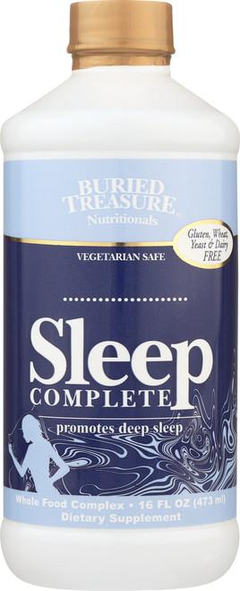 Liquid Nutrients Sleep Complete Promotes Deep Sleep