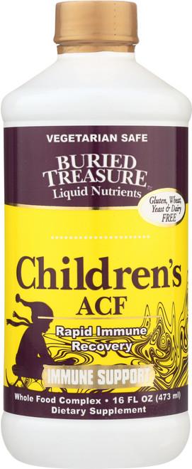 Liquid Nutrients Children'S Acf Rapid Immune Recovery