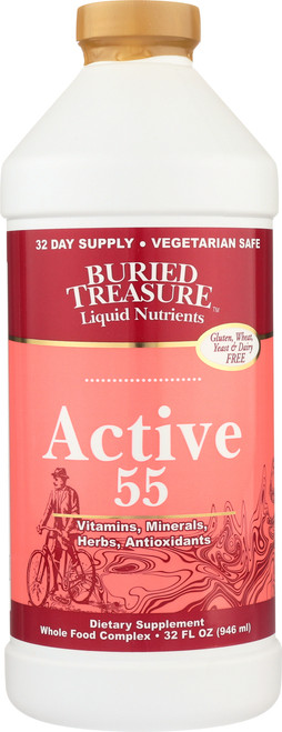 Liquid Nutrients Acrive 55 Vitamin, Minerals , Herbs, Antioxidants