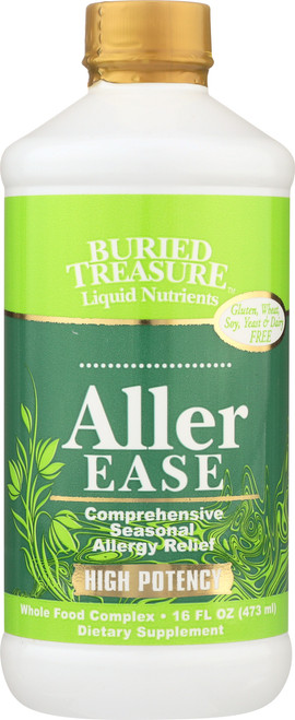 Liquid Nutrients Comprehensive Allergy Relief