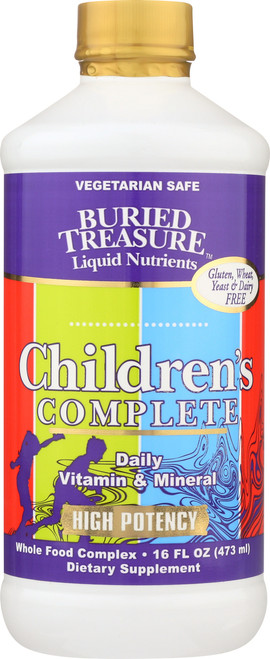 Liquid Nutrients Children Complete Daily Vitamin & Mineral