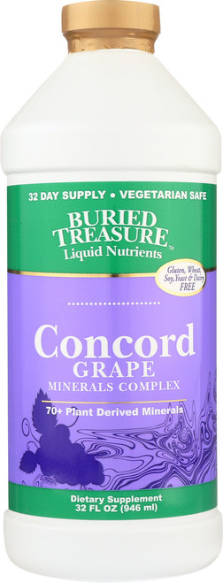 Liquid Nutrients Minerals Complex Concord Grape