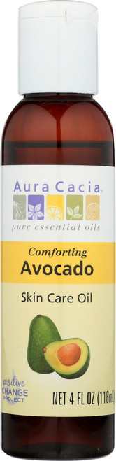 Avocado Skin Care Oil Comforting Avocado
