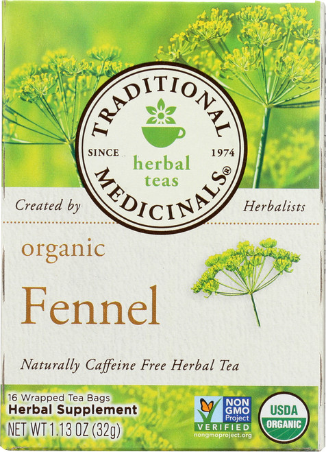 Bagged Tea Fennel