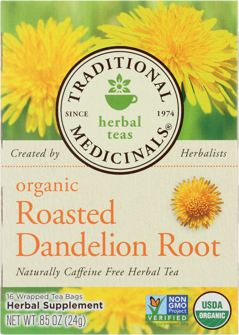 Bagged Tea Roasted Dandelion Root